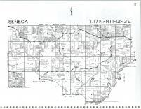 Map Image 011, Green Lake County 1985